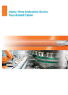 Alpha - Model XM - Industrial Flex Control Cable Brochure