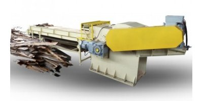 JSC - Model MS-20 - Wood Crusher