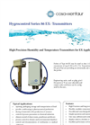 Hygrocontrol - Type 86-EX - High Precision Field Mount Humidity and Temperature Transmitters for EX Applications Brochure