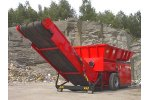 HAMMEL - VB 750 - Versatile Primary Shredder