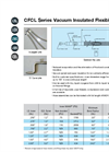 Cryofab - Model CFCL Series - Liquid Nitrogen Transfer Line/Hose Brochure