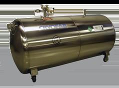 Cryofab - Model CH Series - Horizontal Cryogenic Storage Tanks/Vessels