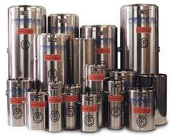 Dewar Flasks - Model CF Series - Liquid Nitrogen Tanks