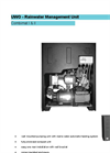 UWO-Combimat - I & II - Rainwater Management Units - Brochure