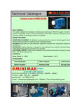 Minimax Pumps - - Solenoid Operated Dosing Pump Brochure