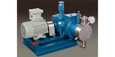 Minimax Pumps - Model MM-IIS1  - Hydraulic Actuated Double Diaphragm Pump