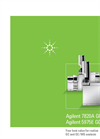 GC Agilent - Model 7820A Series - Gas Chromatography System Brochure