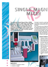 Chromtech - Single Magnet Mixer - Brochure