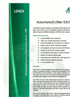 Model LINEX - Automated Liner Exchanger Brochure