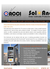 SolAnode Pole Mounted CP Brochure