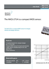 Model MICS-2714 - Compact MOS Sensor Brochure
