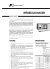 AIC - ZRJ - Infrared Gas Analyzer Datasheet