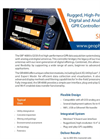 SIR 4000 GPR Data Acquisition System Brochure