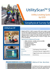 GSSI - Model UtilityScan™ Series - Utility Locating Systems - Brochure