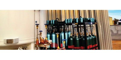 Seamless Steel Cylinders for Permanent and Liquefied