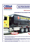 Model II-CH - Autocover Rolloff & Hooklift Tarp Systems Brochure