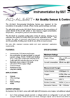 AQ-Alert - Environmental Monitoring System Brochure