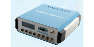 DropSens - Model μStat 4000 - Multi Potentiostat/Galvanostat