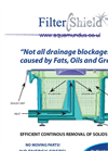 Filter Shield Sediment Food Filter