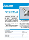 Info PLCC 20 Plus high flow cell