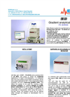 Sapphire Gradient Analytical System with Detector Brochure