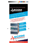 Ecom Announces New Preparative HPLC System Brochure