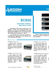 Model ECS02 - Quaternary Gradient Analytical System Brochure