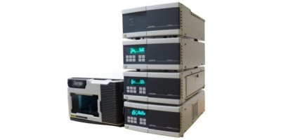 Model ECS04  - Quaternary Gradient Analytical System with Autosampler