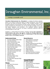 Provides Sustainable Environmental Planning,Permitting&Design Services