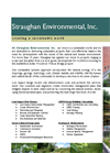 Sustainable Site Design- Straughan Environmental Overview