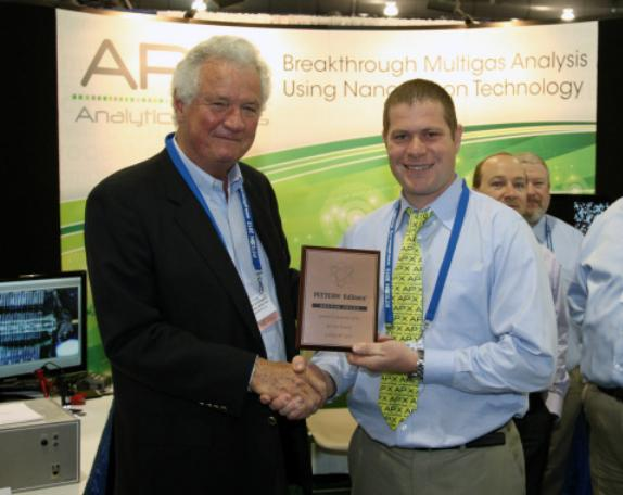 APIX Technology Receives Editor's Award at PITTCON 2013