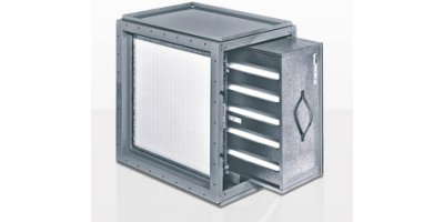 Vokes - Model NG Series  - Filter Duct Housings