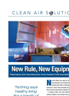 New Rule, New Equipment Brochure