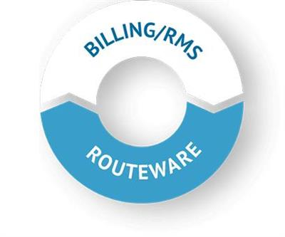 Routeware - Exchanges Data Bi-Directionally With Standard Billing Systems
