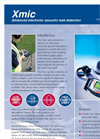 Xmic - - Advanced Electronic Acoustic Leak Detection System Brochure