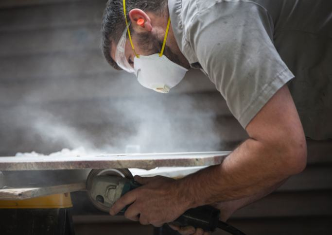 Engineered clean air solutions for stone cutting applications - Construction & Construction Materials