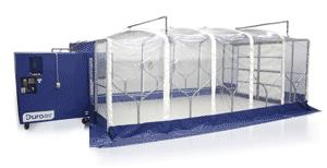 DuroRoom - Retractable Enclosure Systems