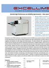 RA4100 HPIMS-MS - High Performance Ion Mobility Spectrometer Datasheet