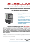High Performance Ion Mobility Spectrometer GA2100 Brochure