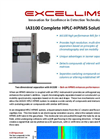 Excellims - Model IA3100 - High Performance Ion Mobility Spectrometry (HPIMS) System for HPLC - Brochure