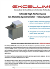 Excellims - Model RA4100 - High Performance Ion Mobility Spectrometry (HPIMS-MS) System - Brochure