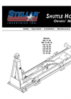 Stellar-Industries - 20,000-Pound - Shuttle Hooklift System Manual