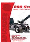 SwapLoader - Model 200 Series - Hook Lift - Brochure