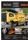 Tana - 220D and 440D - Shark Slow-Speed Shredders Brochure