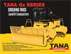 TANA - Gx Series - Crushing Force Landfill Compactors Brochure