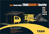 Tana - 220E and 440E - Shark Slow-Speed Shredders Datasheet