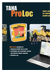 Tana ProLoc - Landfill Management Software Brochure