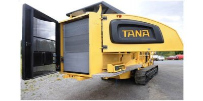 Tana - Model 440E - Shark Slow-Speed Shredders