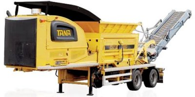 Tana - Model 220D - Shark Slow-Speed Shredders