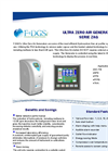 F-DGSi - Series ZAG - Ultra Zero Air Generator Brochure